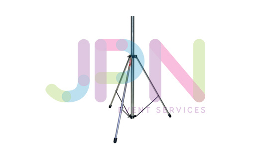 Powerdrive Speaker Tripod Stand  Rental