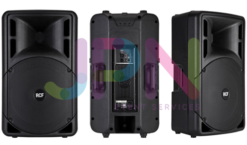 RFC Art 312A Active Two-Way Speaker   Rental