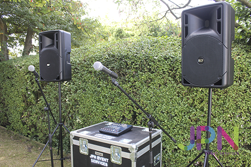 London PA Sound System Rental